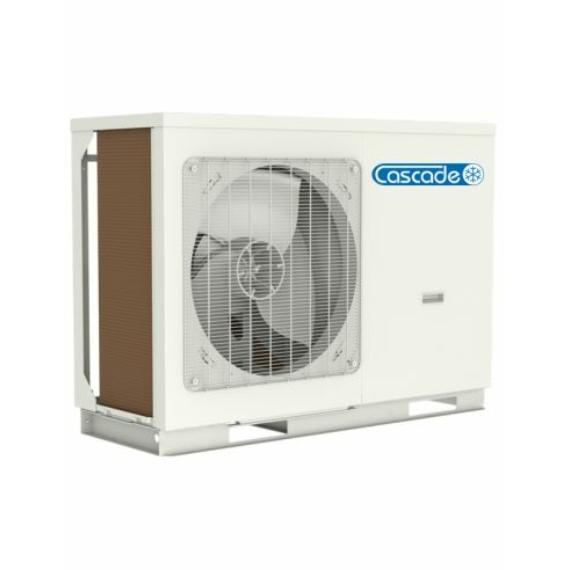 Cascade HeatStar CRS-CQ10Pd/NhG-K MONOBLOKK 1 fázisú hőszivattyú 10kW