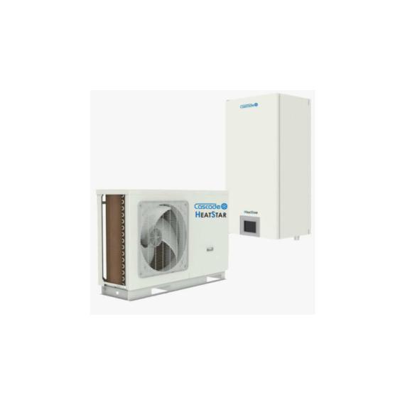 Cascade HeatStar CRS-CQ6.0Pd/NhH-E Osztott 1 fázisú hőszivattyú 6kW