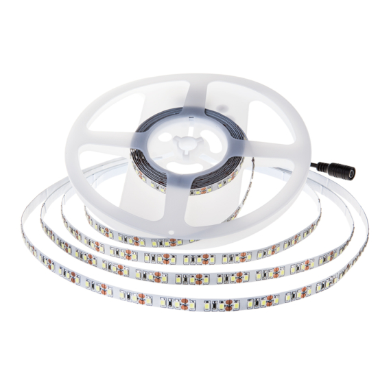 LED szalag SMD3528 - 120 LEDs Hideg fehér