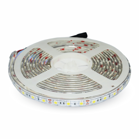 LED szalag SMD5050 - 30 LEDs RGB- vízálló