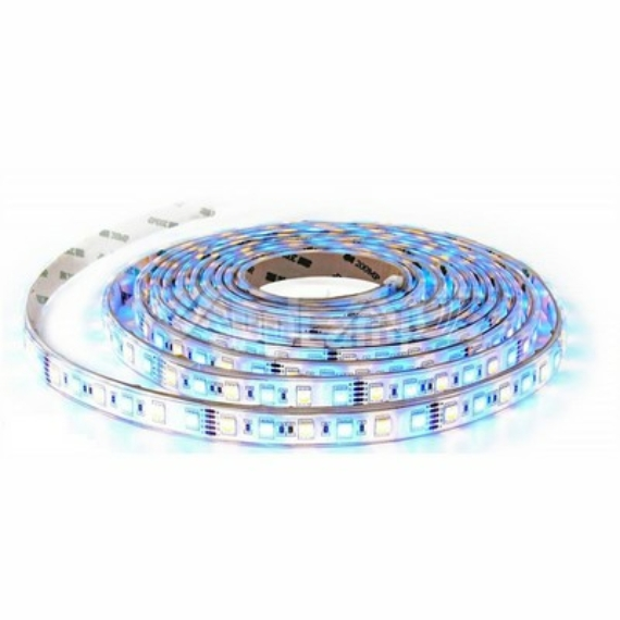 LED szalag SMD5050 - 60 LEDs RGB+W- hideg fehér
