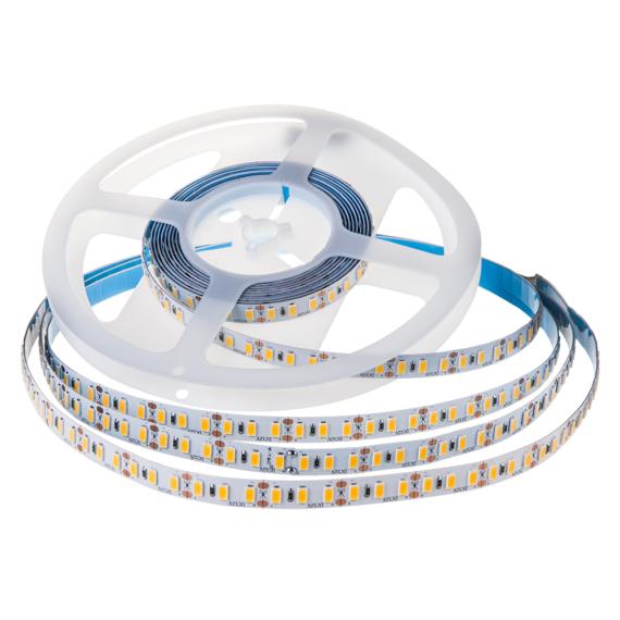 LED szalag SMD5730 - 120 LEDs Magas fényáramú meleg fehér