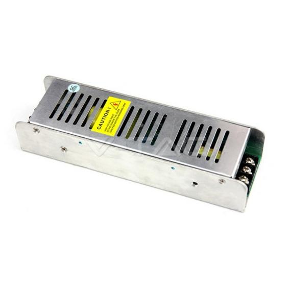 LED tápegység 150W Fém- dimmelhető 12V 12,5A