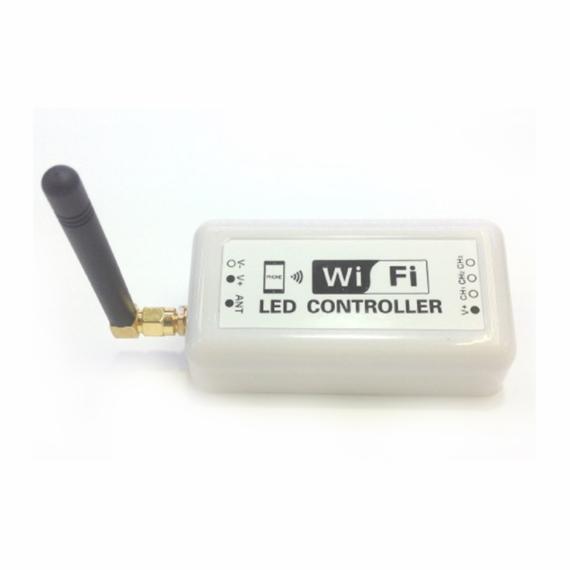 WIFI RGB Led Kontroller 12A