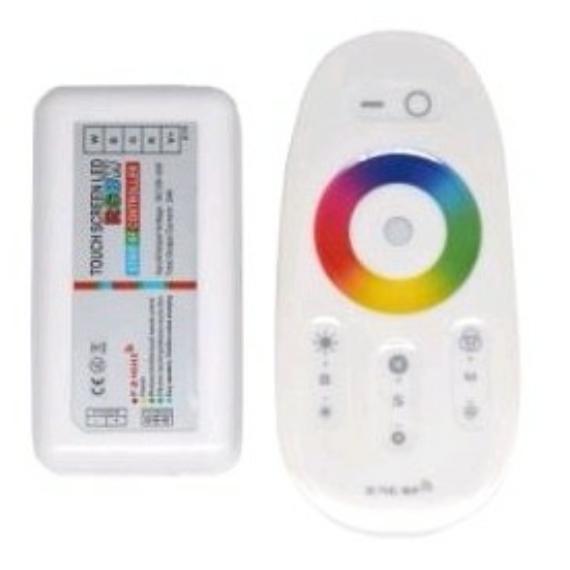 Led szalag vezérlő RGB +W rádiófrekvenciás